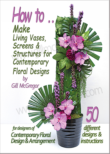 How to make living vases screens structures post usa