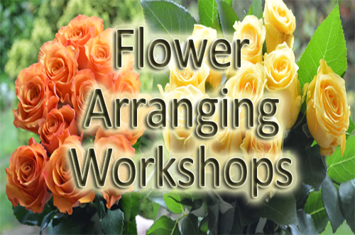 Fun flower workshops